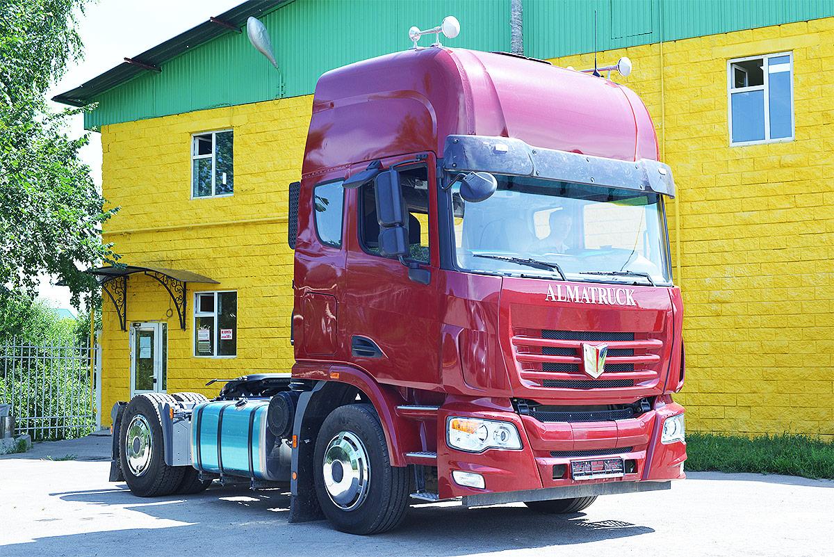 Седельный тягач «Almatruck», 4х2 (дизель, газ)