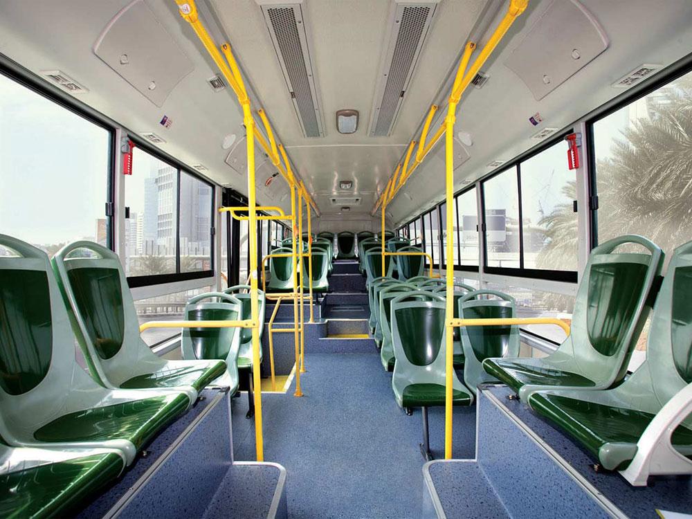 Городской автобус «Almabus» 6119