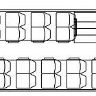 Междугородный автобус «Almabus» 6128