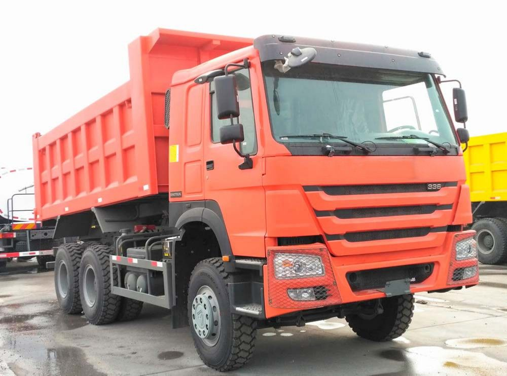 Cамосвал Almatruck SM332 (6x4)