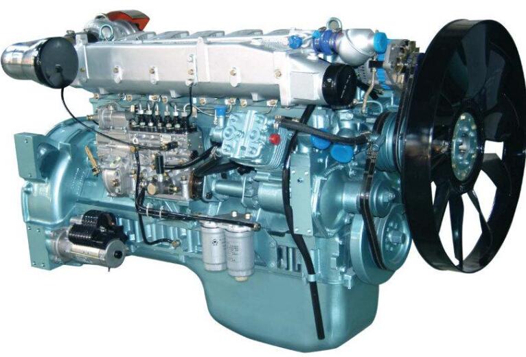 Двигатель Sinotruk WD615.87