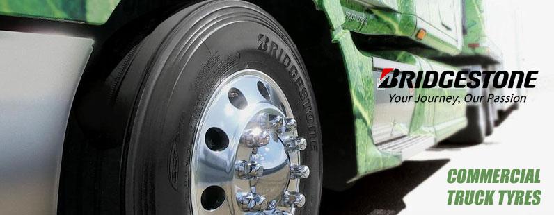 Шины Bridgestone для грузовых автомобилей