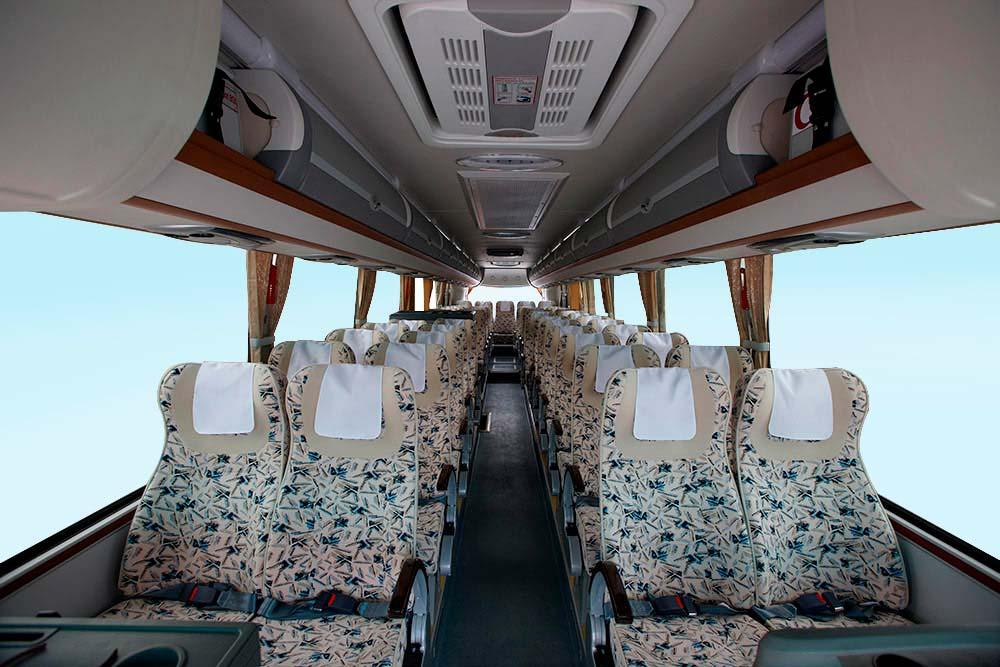 Междугородний автобус «Almabus» 6126
